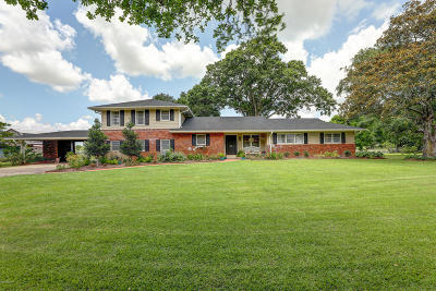 Abbeville Single Family Home For Sale: 14002 S Guegnon Street