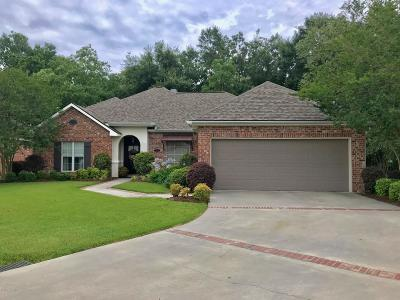 Lafayette Single Family Home For Sale: 105 Spring Lake Circle