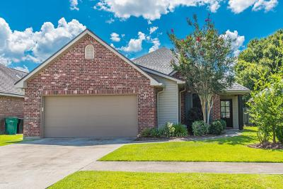 broussard Single Family Home For Sale: 213 Clochester Drive