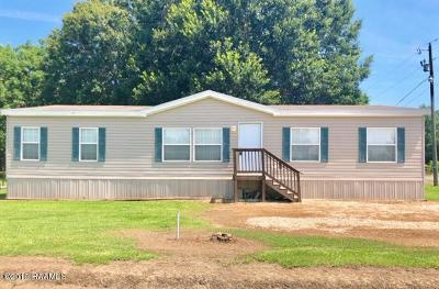Arnaudville Single Family Home For Sale: 259 Seven Arpents Rd. Road