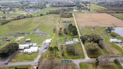 Carencro Residential Lots & Land For Sale: 315 Vatican Road