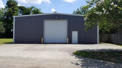 Lafayette Parish Commercial For Sale: 1412 Jefferson Street