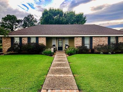 Abbeville Single Family Home For Sale: 13709 Lynnedale Loop