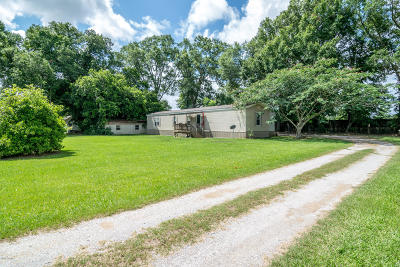 Single Family Home For Sale: 402 Wiggins Road
