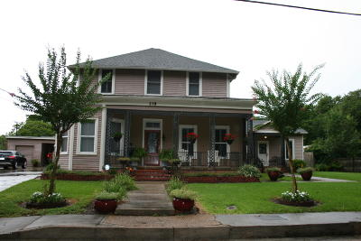 Abbeville Single Family Home For Sale: 218 S Washington Street