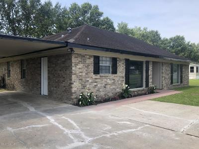 Crowley Single Family Home For Sale: 160 Paulette Lane