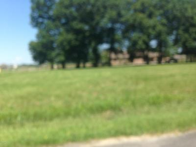 Opelousas Residential Lots & Land For Sale: 1 Seminole Lane
