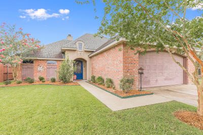 Legend Creek Single Family Home For Sale: 305 Camelot Hill Drive