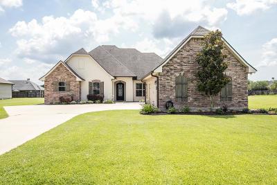 Maurice Single Family Home For Sale: 5011 Sage McKenzie