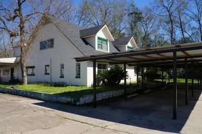 Lafayette Parish Commercial For Sale: 605 B Garber Road