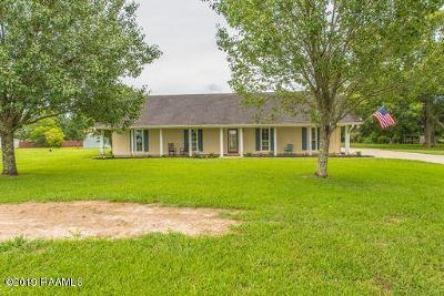 Opelousas Single Family Home For Sale: 1514 La-742