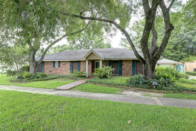 Youngsville Rental For Rent: 219 Chemin Metairie Road