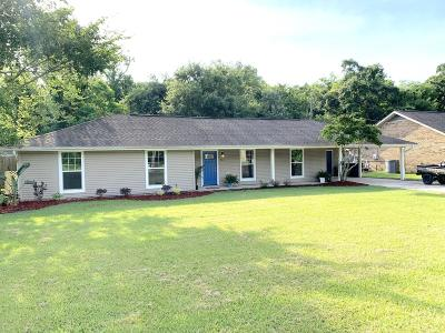 Iberia Parish Single Family Home For Sale: 311 Candleglow Drive