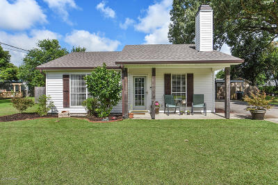 Scott Single Family Home For Sale: 204 Timmy Street