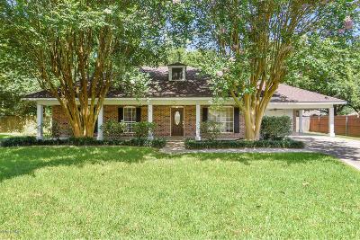 Single Family Home For Sale: 104 Van Dyke Court