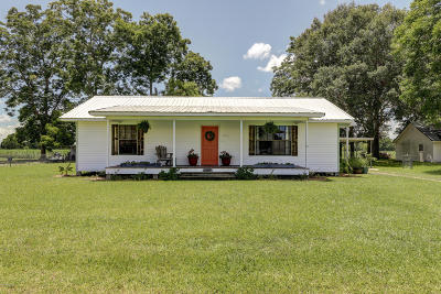 Single Family Home For Sale: 1084 Lucette Guidry Road