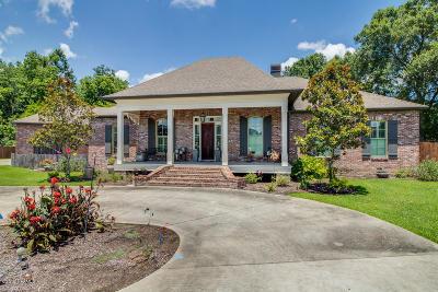 Single Family Home For Sale: 212 La Villa Circle