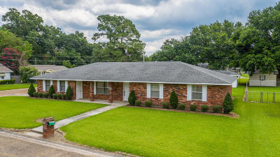 Single Family Home For Sale: 1205 Guedry Lane