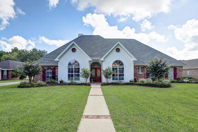 Single Family Home For Sale: 117 Green Meadow Road