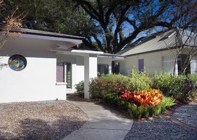 Single Family Home For Sale: 1500 Myrtle Place