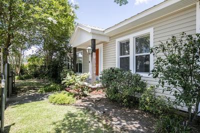 Single Family Home For Sale: 129 St Landry Street