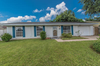 Single Family Home For Sale: 600 Plaza Village Drive