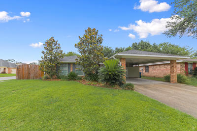 Single Family Home For Sale: 201 Rocky Mound Drive