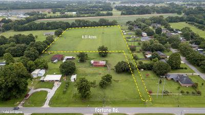 Farm For Sale: Tbd Fortune Road