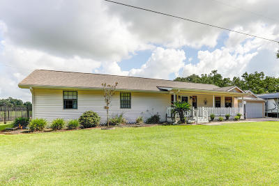 Maurice Single Family Home For Sale: 156 Leblanc Road