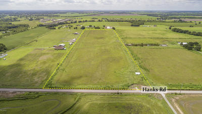 Farm For Sale: 500 Blk Hanks Road