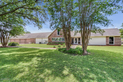 Abbeville Single Family Home For Sale: 13922 Campisi Drive