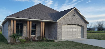 Opelousas Single Family Home For Sale: 176 Imperial Saint Landry Avenue