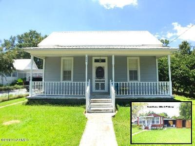 Single Family Home For Sale: 206 Third Street