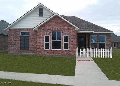 Single Family Home For Sale: 152 Opelousas Boulevard