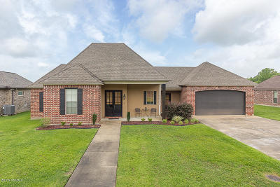 Opelousas Single Family Home For Sale: 257 Christian Point Road
