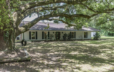 Carencro  Single Family Home For Sale: 2108 N Wilderness Trail