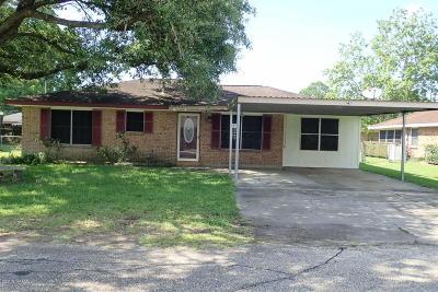 Crowley Single Family Home For Sale: 141 Blue Bonnet Drive