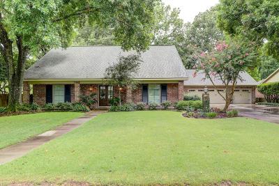 Lafayette Single Family Home For Sale: 822 Alonda Drive