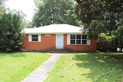 Arnaudville Single Family Home For Sale: 1564 Bayou Courtableau