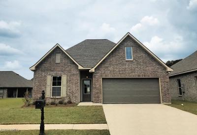 Sugar Ridge Single Family Home For Sale: 205 Berg Court
