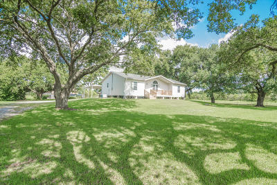 Single Family Home For Sale: 12336 Louisiana 339