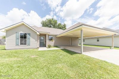 Breaux Bridge Single Family Home For Sale: 913 Lillian Michel