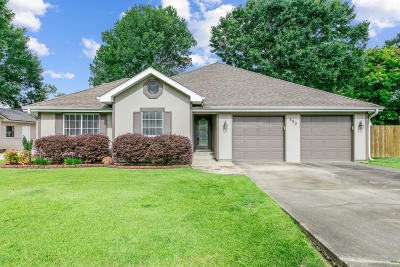 Single Family Home For Sale: 500 Lancaster Drive