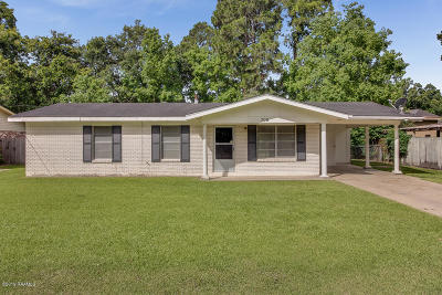 Single Family Home For Sale: 708 Harrell Drive