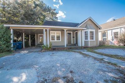 Single Family Home For Sale: 1509 W University Avenue