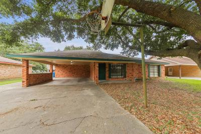 Carencro  Single Family Home For Sale: 108 Avanti Drive