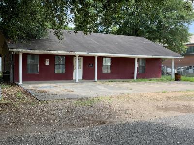 Ville Platte Single Family Home For Sale: 303 W Oak Street