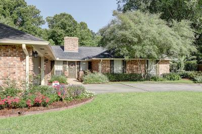 Single Family Home For Sale: 2232 Jasmine Drive