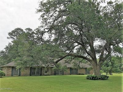 Single Family Home For Sale: 1651 Jake Drive