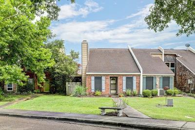Single Family Home For Sale: 200 Long Plantation Boulevard #E